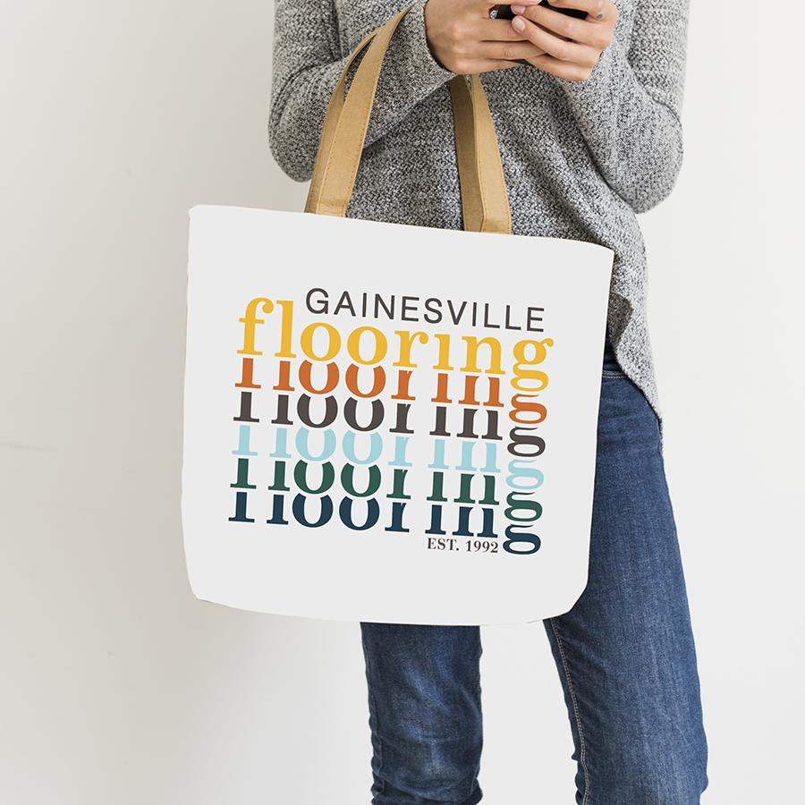 Gainesville Flooring tote